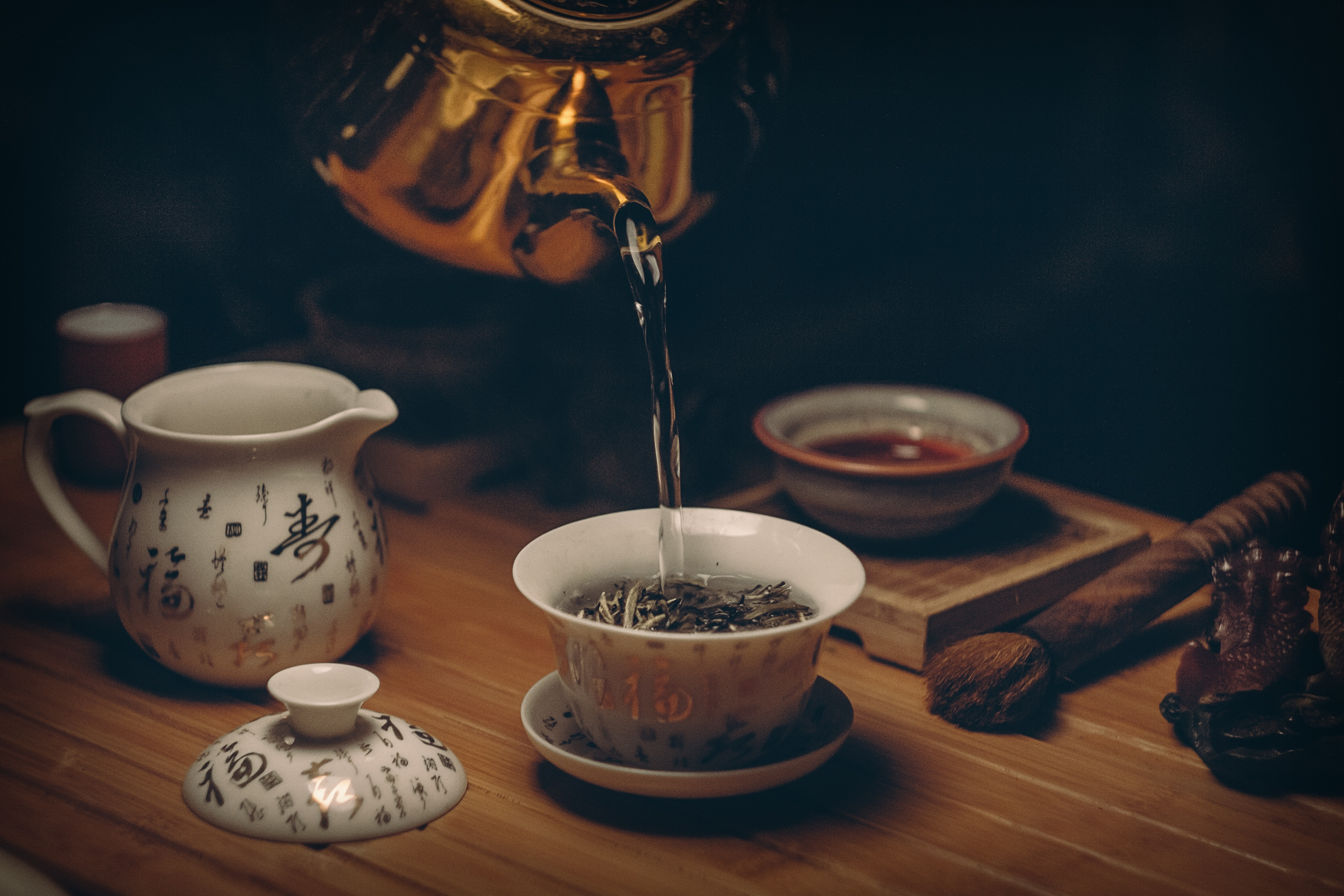Wellness Wednesday: Blending Herbal Teas for Therapeutic Value